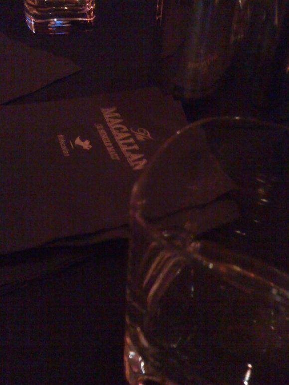 Macallen tasting